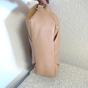 Coach Bags - Coach Tan Leather Shoulder Bag